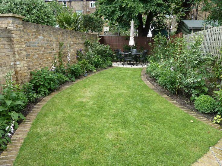 Victorian north facing garden - Garden Design London ...