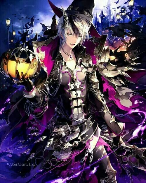 Anime Characters For Halloween : Best halloween anime images on pinterest boys