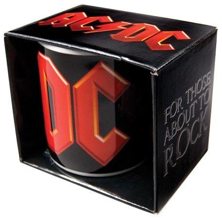 Image result for acdc logo mug