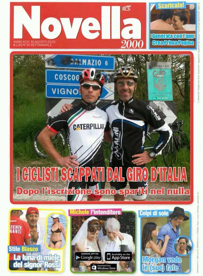 Mistero al #Giro D'Italia  #PersonalTrainer #Bologna #sport #allenamento #bicicletta
