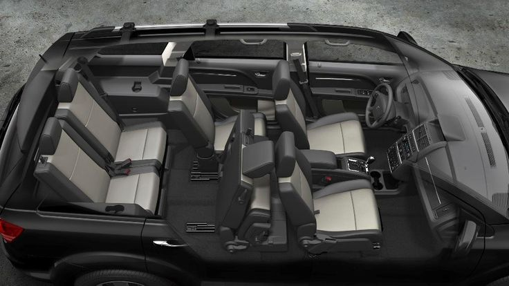 Dodge Journey Interior Photo #SUV #Dodge #Journey