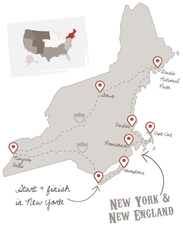 Ultimate New England | The American Road Trip Company