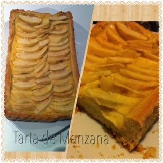 POSTRELANDYA : Deliciosa Tarta de Manzana!!!!