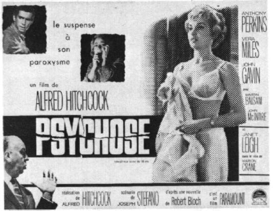 Psychose 1960