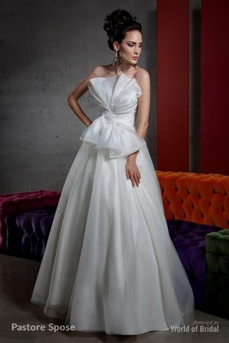 Pastore Spose 2015 Wedding Dresses