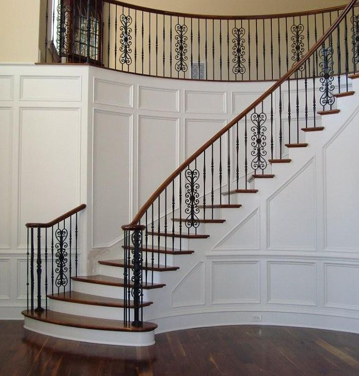 Best Stairs Image By Ange Grootenboer Railing Design Stairs 400 x 300