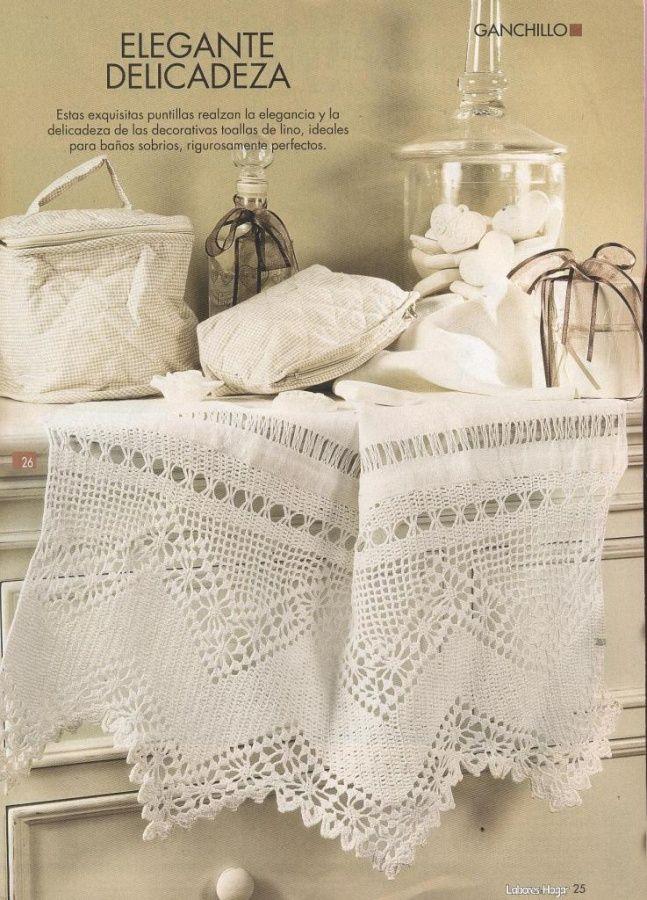 1025 best Crochet images on Pinterest | Crochet lace, Blouse and ...