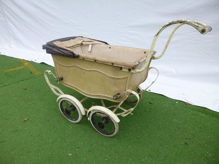 Vintage Dolls Pram made by Swallow Toys, restoration project, collectable FOR SALE • £95.00 • See Photos! Money Back Guarantee. Here we have a vintage dolls pram made by Swallow Toys, it is ideal for a collector, I believe it to be from the 1950's but that is just my 152316738714