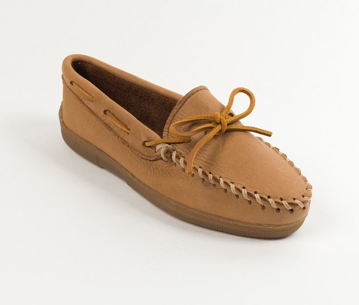 Moosehide classic (women). Minnetonka ShoesBoat ...