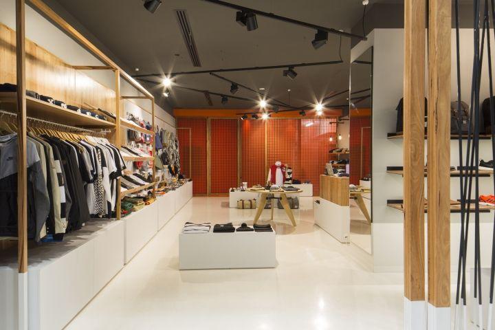 Capsule store by Prospace Design Studios Melbourne Australia