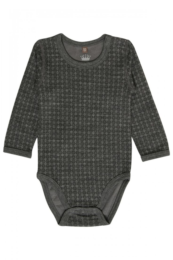 Ull/bambus - Kids Wool/Bamboo - Bodystocking
