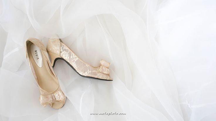 Bride's stilleto from Kelvin & Patricia's wedding at The Mulia Bali
