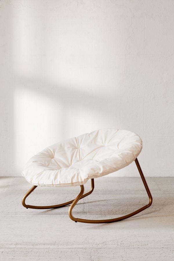 Rocking Papasan Chair Papasan Chair Small Chair For Bedroom Comfortable Office Chair