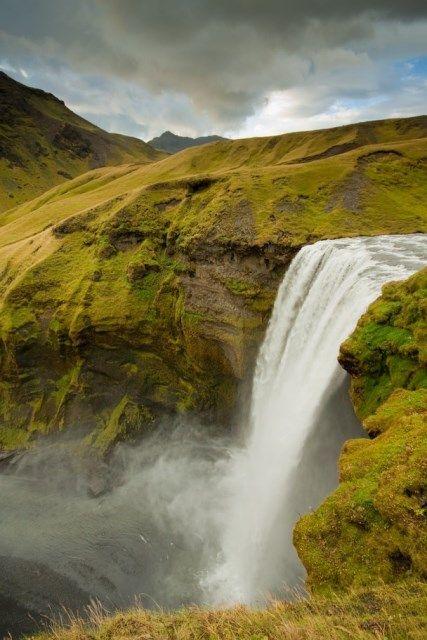 Skogafoss, Southern Iceland, Joshua Houck