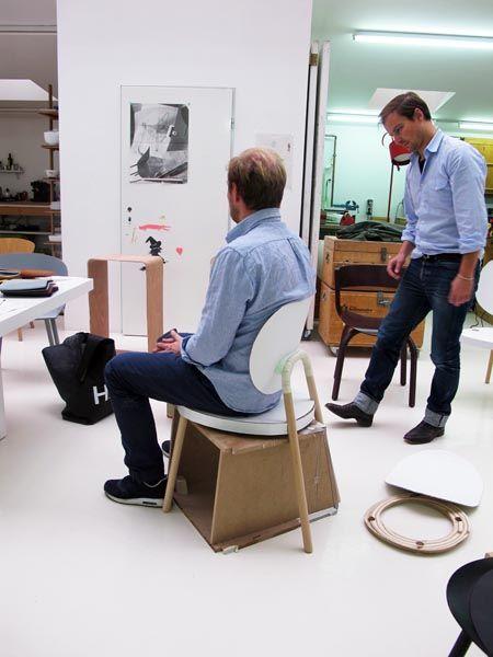 Stefan Diez Office - Hay: Kitt