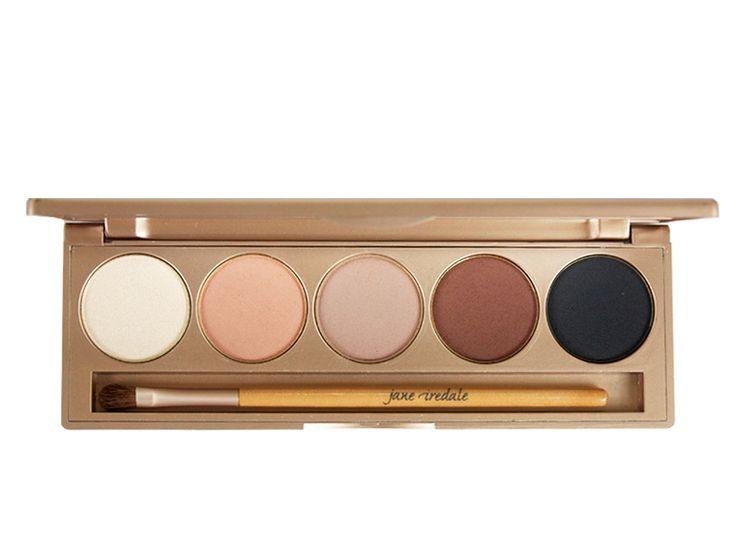 Jane Iredale Daytime Eyeshadow Pallette (Eco-Dupe for Naked Basics Pallete)