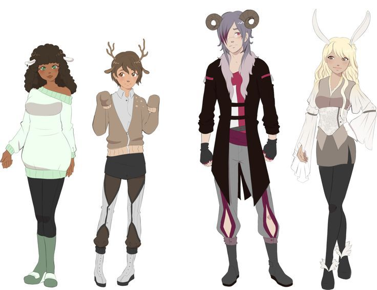 Rwby Ocs By Chaingangofone Deviantart – Wonderful Image Gallery