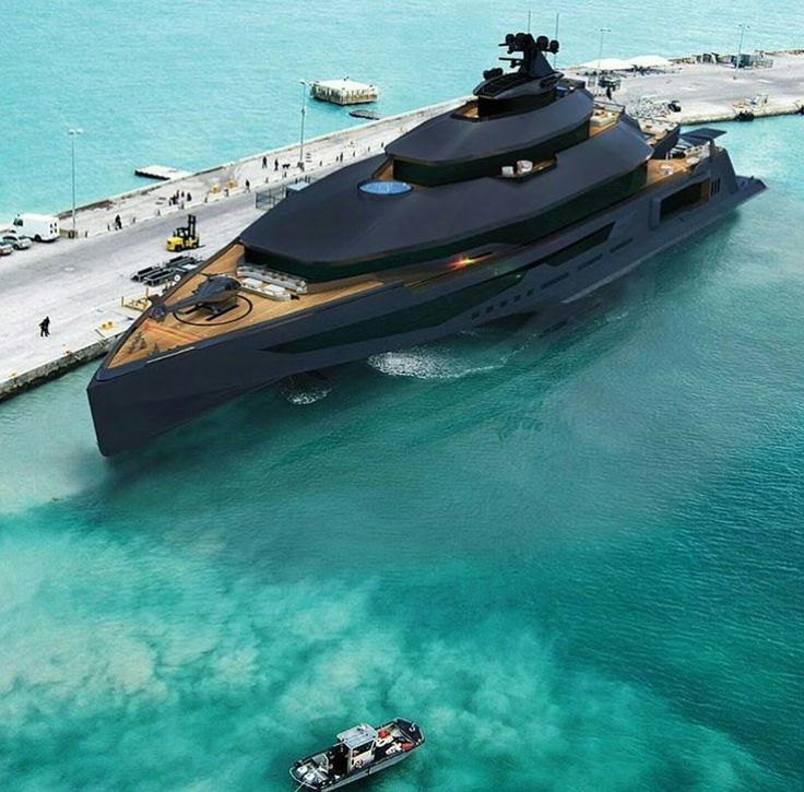 174 Best Super Yachts Images On Pinterest