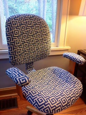 27 best How to recover office chair images on Pinterest Office