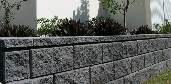 Concrete Garden Edging Blocks – Great Range DIY Online | Adbri Masonry