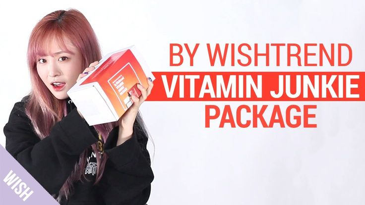 By Wishtrend Vitamin Junkie Package: for Skin Brightening and Acne Scars