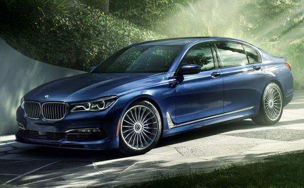 2017 BMW 7 Series Alpina B7
