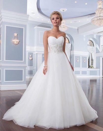 Wedding Dresses by Lillian West | Wedding Dress & Bridal Gown Designer | Prodrewrite