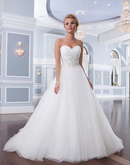 Wedding Dresses by Lillian West | Wedding Dress & Bridal Gown Designer | Prodrewrite