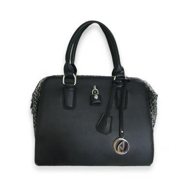 Zurich Black Travel Bag