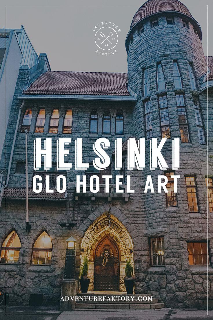 Glo Hotel Art in Helsinki Finland