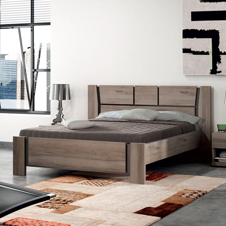 oltre 1000 idee su lit adulte su pinterest lit adulte. Black Bedroom Furniture Sets. Home Design Ideas
