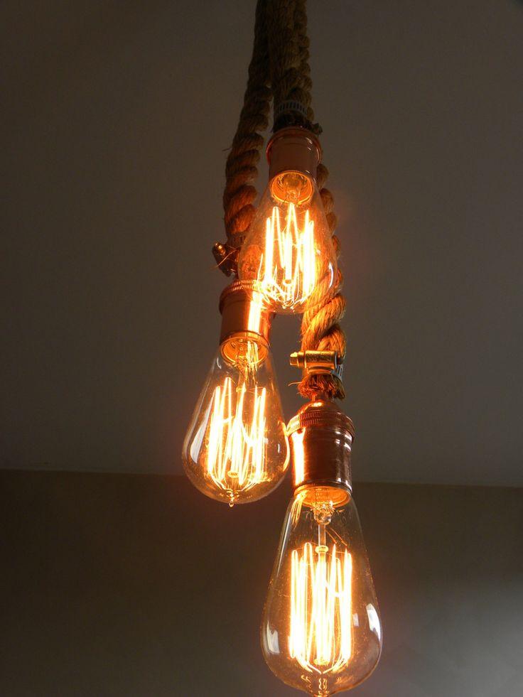 #halat #aydınlatma #ankara #tarzaydinlatma #rope #pendant #modern #industrial #edison #globe #bulb #jut #halat #sızal #cayyolu #proje #cafe #aydınlatma #mimari