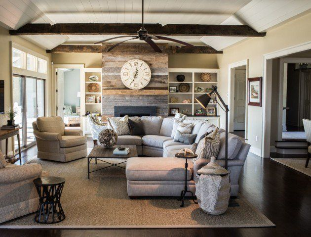 Marvelous 15 Wonderful Transitional Living Room Designs To Refresh Your Home With Design Inspirations