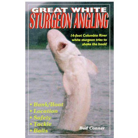 Frank Amato Great White Sturgeon Guide