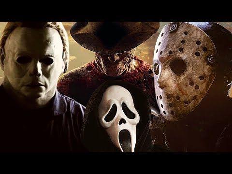 Halloween 2020 Michael Myers Vs Jason Michael Myers vs Jason Voorhees vs Freddy Krueger vs Ghost Face vs
