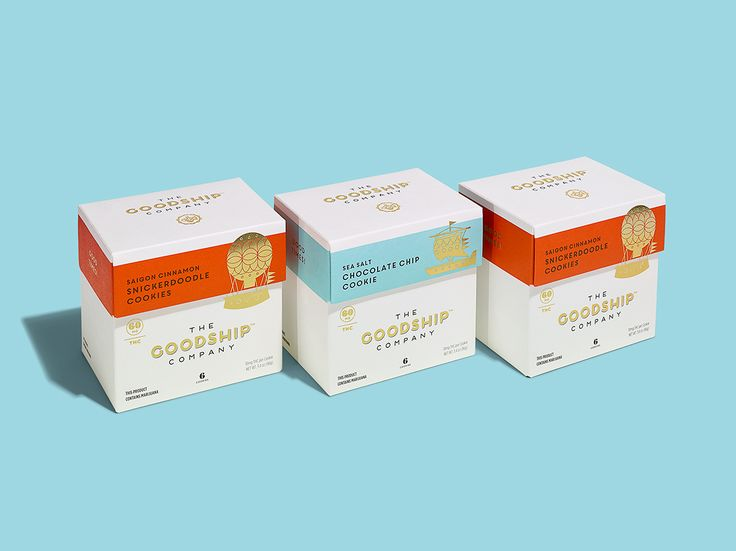 The Dieline Awards 2017: The Goodship Company — The Dieline | Packaging & Branding Design & Innovation News