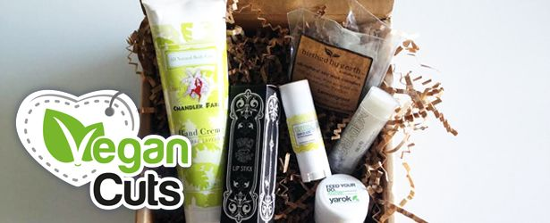 Vegan Cuts: February 2014 Beauty Box unboxing and initial thoughts