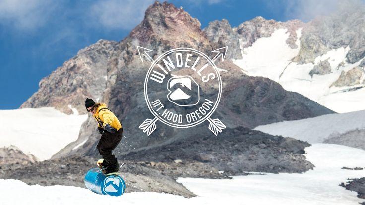 Windells Camp - Snowboarding Video Recap, Session 6, 2015