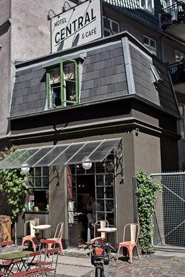 Central Hotel & Café in København V, Region Hovedstaden