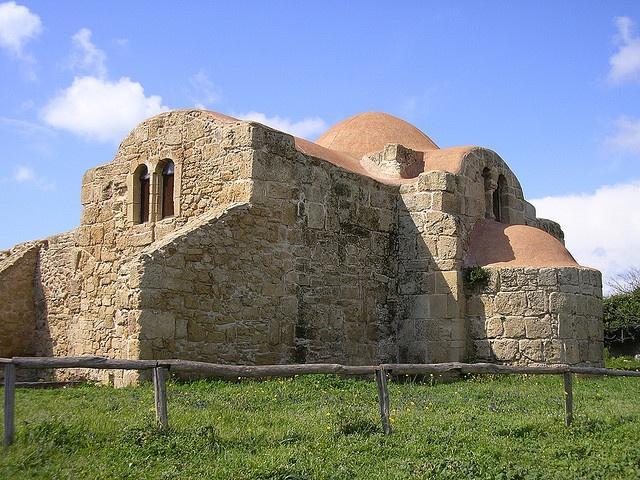 Chiesetta di San Giovanni di Sinis by fiammetta53, via Flickr