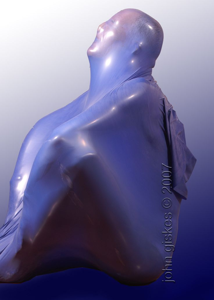 Body inside a natural membrane