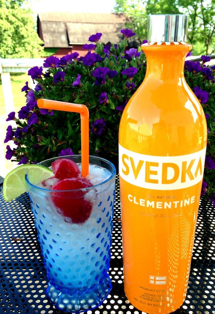 Svedka Peach Mixed Drinks