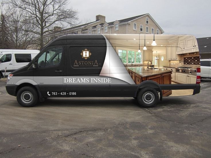 エントリー#:22 デザイナー:Pew Pew | Van wrap needed with picture of beautiful kitchen by experienced contest holder.
