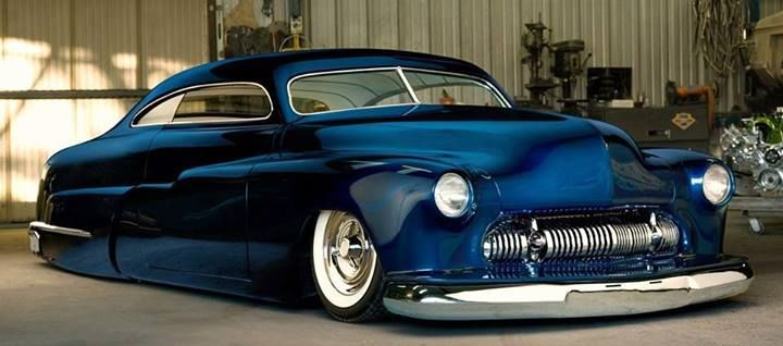 Merc Lead Sled! possibly a 51. Possibly the best thing I've ever set eyes on. Besides my husband.
