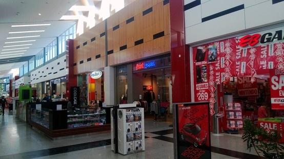 Orion Shopping Centre Interior, Springfield, Australia