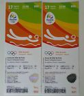 #Ticket  1-2 Tickets Olympic Games Rio 2016  BEACH VOLLEYBALL Womens  BV033  Olympia #deutschland