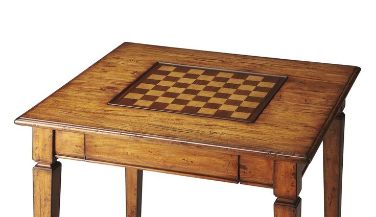 Butler Rustic Game Table by Butler Specialty Company 2364120 – The Rustic Furniture Store