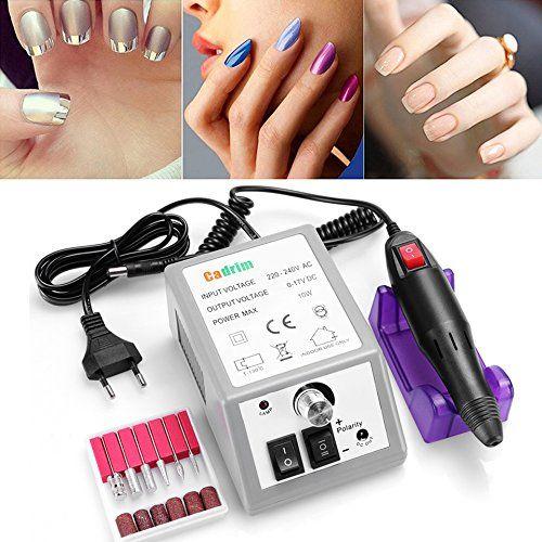 cadrim elektrisch nagelfräser