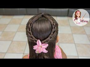 Gota de Agua Trenzada! - Braided Drop | Peinados Faciles y Rapidos | Peinados con trenzas - YouTube