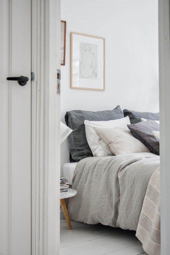 Beautiful Dutch bedroom make-over - my scandinavian home
